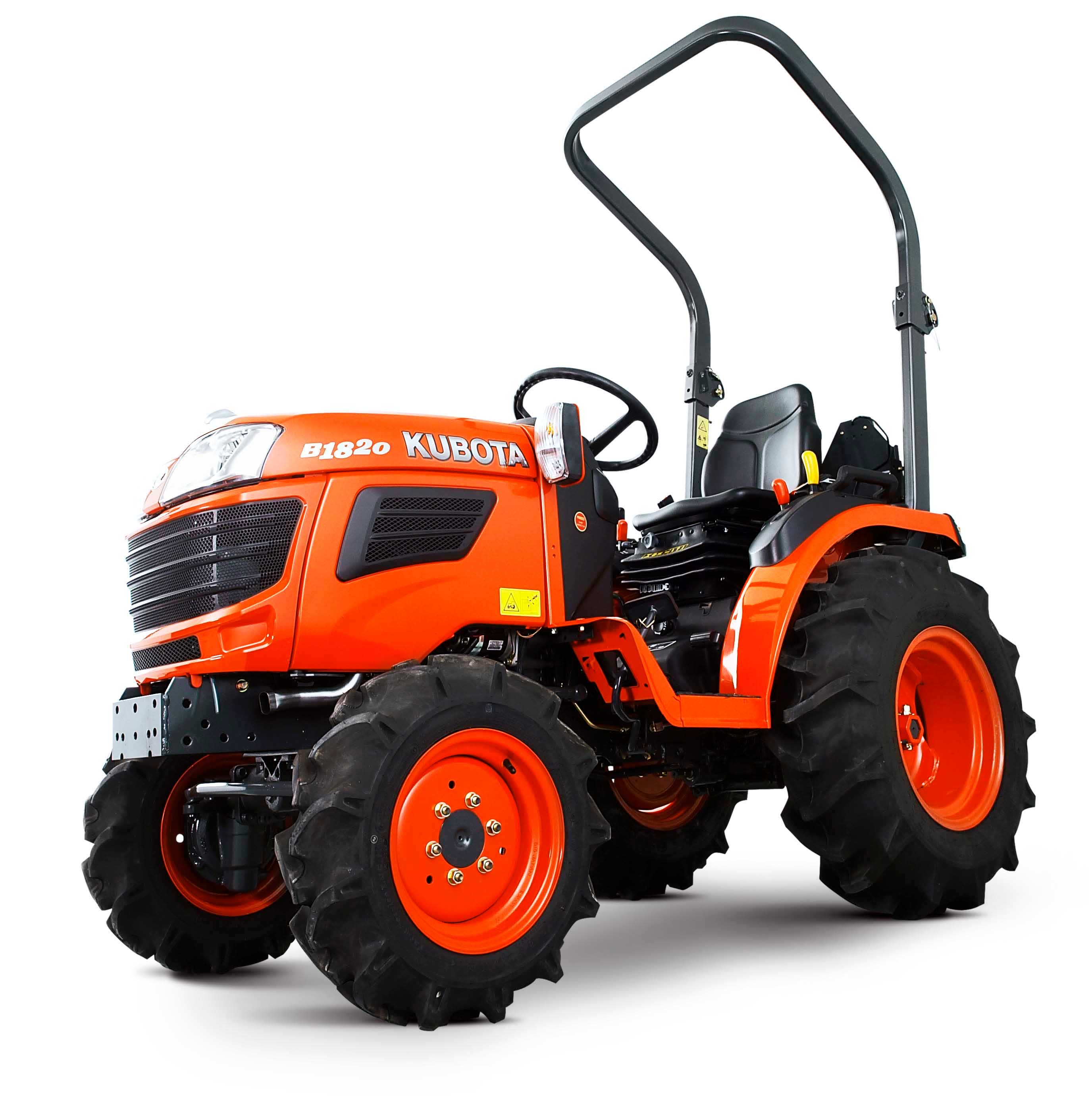 kubota introduces new b20 series compact tractors. Black Bedroom Furniture Sets. Home Design Ideas