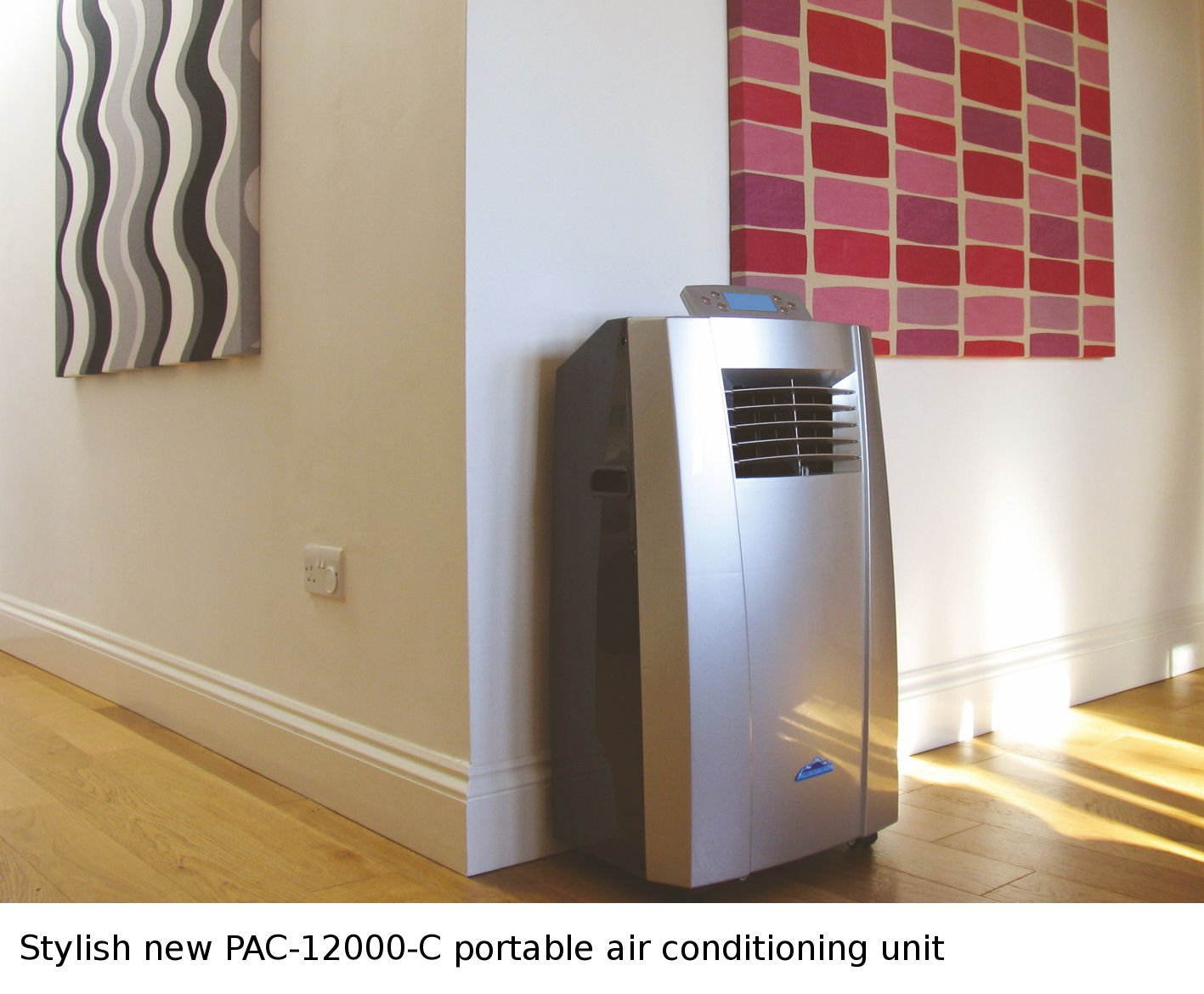Alaskan Launches Stylish New 12 000 Btu Portable Air